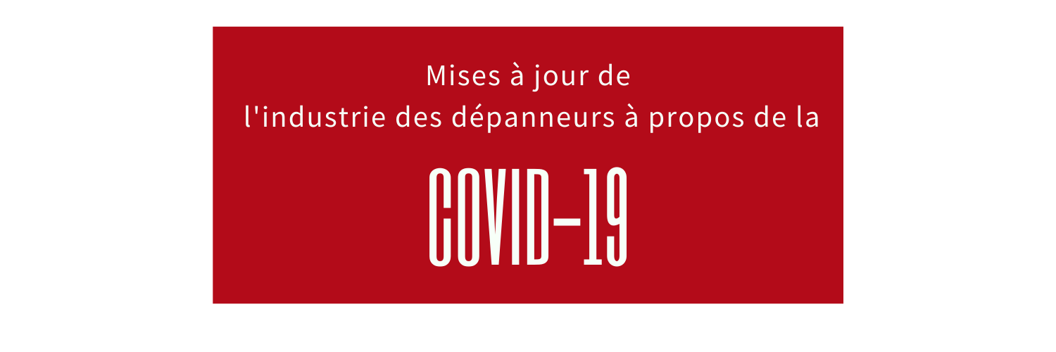 Revised French COVID-19 Banner